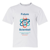 Future Scientist - Youth 100% Ringspun Cotton T-Shirt